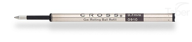 AT Cross Refill Gel Rolling Ball Black