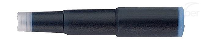 AT Cross Refill Fountain Pen Cartridges Black Ink Cartridges 6 Pk