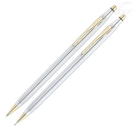 AT Cross Classic Century Medalist Ballpoint Pen and 0.5mm Pencil Set