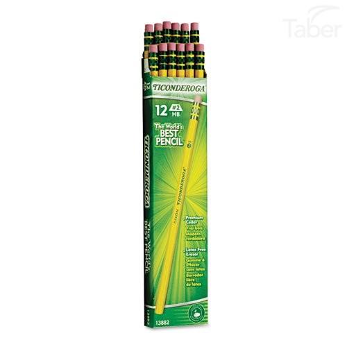 Dixon Ticonderoga No2 Pencil