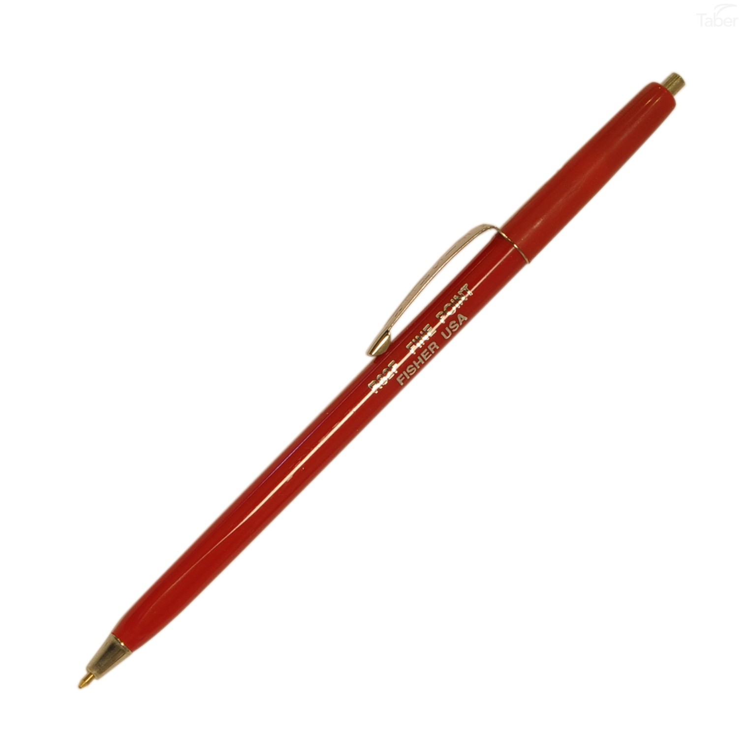 Fisher Rocket Space Pen, Non-Pressurized Red, Fine