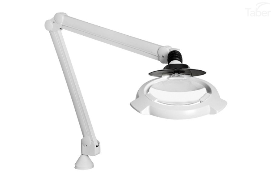 Luxo 17981WT Circus Magnifier, 5-Diopter