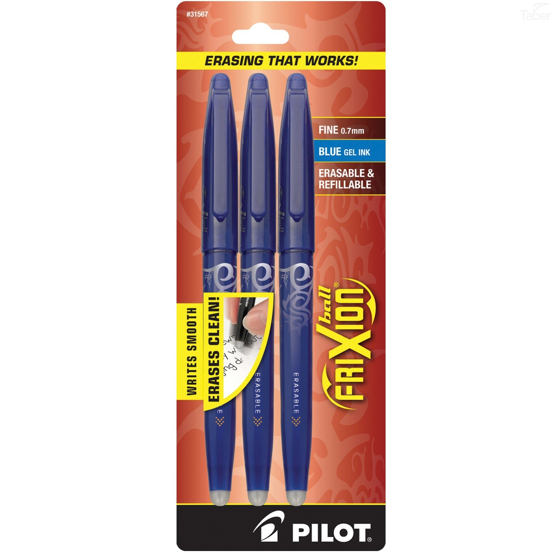 Pilot FriXion Ball Blue - 3 Pack
