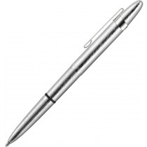 Fisher Bullet Space Pen, Brushed Chrome w/ Clip