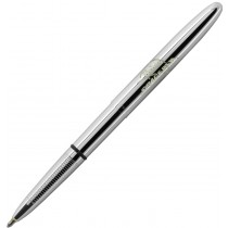 Fisher Bullet Space Pen, Chrome w/ Fisher Space Pen Logo