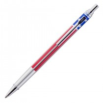 Fisher Space-Tec Pen All Metal with American Flag Design, Retractable