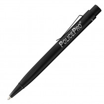 Fisher Police Pro Zero Gravity Space Pen w/ Rubberized Barrel