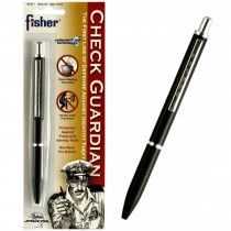 Fisher Check Guardian Pen, Blue Med
