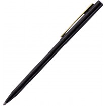 Fisher StowAway Pen with Clip and Stylus, Black Barrel