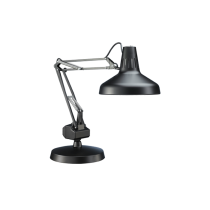 Luxo LC2FE-BK Combination Task Light