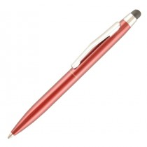 Marvy St. Tropez Petite BP Pen with Stylus, Red