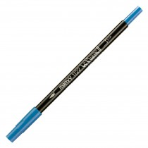 Marvy Le Plume II Double Ended Lt. Blue