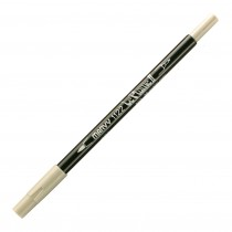 Marvy Le Plume II Double Ended Watercolor Marker, Oyster Grey