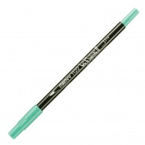 Marvy Le Plume II Double Ended Watercolor Marker, Spring Green