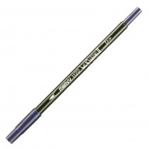 Marvy Le Plume II Double Ended Watercolor Marker, African Violet