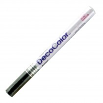 Marvy DecoColor Paint Marker XF Black