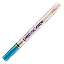 Marvy Decocolor Paint Marker XF Lt Blue