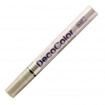 Marvy Deco Color Marker 300 Silver