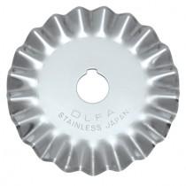 Olfa PIB45-1 Pinking Blade Stainless Steel