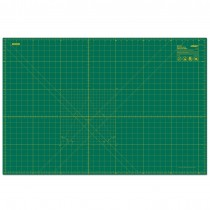 "Olfa RM-MG Cutting Mat, 24"" x 36"" Green"