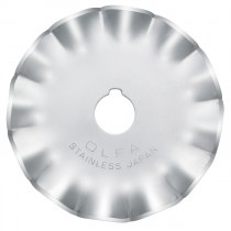 Olfa SCB45-1 Scallop Blade Stainless Steel
