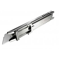 Olfa Stainless Steel Self-Retracting Safety Knife
