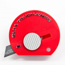 Olfa TK-4R Touch Knife, Red