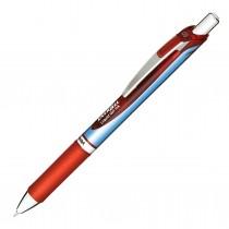 Pentel EnerGel Deluxe RTX Needle Tip, Red Fine