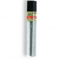 Pentel Super Hi-Polymer 0.5mm Fine Lead 12/pk