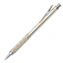 Pentel Graph Gear 1000 Automatic Drafting Pencil 0.9mm Yellow Accents