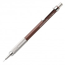 Pentel Graph Gear 500 Automatic Drafting Pencil 0.3mm Brown Barrel