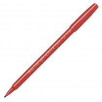 Pentel Color Pen, Fine Pt Brown