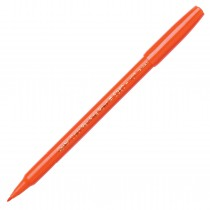 Pentel Color Pen, Fine Pt Orange