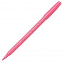 Pentel Color Pen, Fine Pt Pink