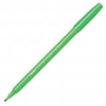 Pentel Color Pen, Fine Pt Light Green