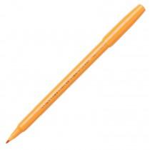 Pentel Color Pen, Fine Pt Ochre