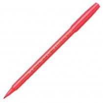 Pentel Color Pen, Fine Pt Carmine