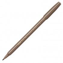 Pentel Color Pen, Fine Pt Raw Umber