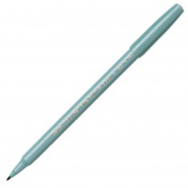 Pentel Color Pen, Fine Pt Grayish Green