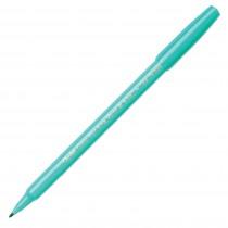 Pentel Color Pen, Fine Pt Emerald Green