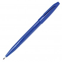 Pentel Sign Pen, Fine Pt Blue