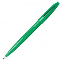 Pentel Sign Pen, Fine Pt Green