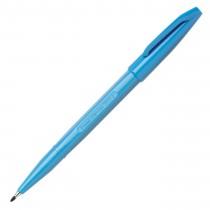 Pentel Sign Pen, Fine Pt Sky Blue