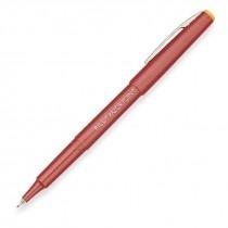 Pilot SW-10PP Razor Point Pen, Ultra Fine, Red
