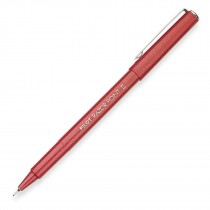 Pilot SW-R Razor Point II Marker Pen, Super Fine, Red