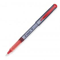 Pilot LRP V Razor Point Liquid Ink Marker Pen, XF Red
