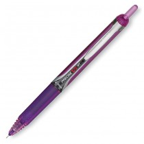 Pilot PV5R V5 RT Retractable Rolling Ball, Extra Fine, Purple