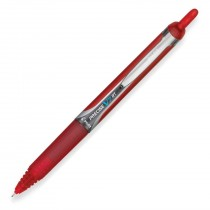 Pilot PV7R V7 RT Retractable Rolling Ball, Fine, Red