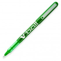 Pilot LB-5 V-Ball Liquid Ink Rollerball, Extra Fine, Green