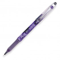 Pilot P700 Gel Pen Fine Purple